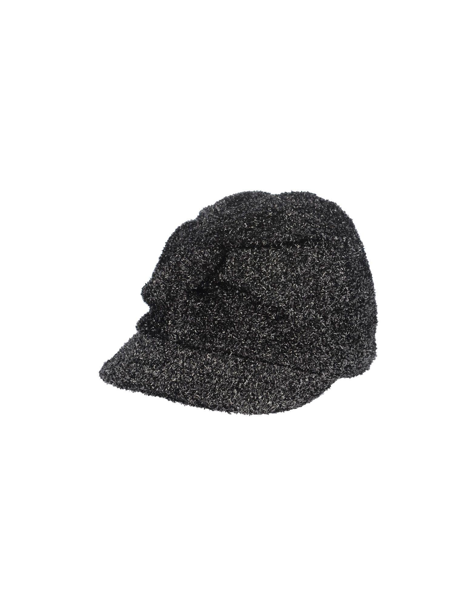 SUPER DUPER HATS Hat in Steel Grey