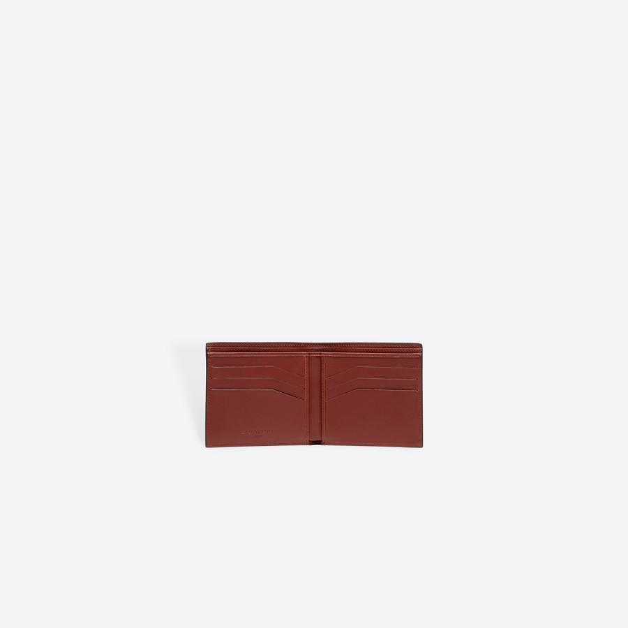 BALENCIAGA B-Line Square Wallet B Line Accessories U e