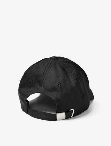ARMANI EXCHANGE CORPORATE LOGO HAT Man retro