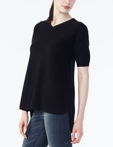 ARMANI EXCHANGE V-NECK TUNIC SWEATER Pullover D d