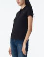ARMANI EXCHANGE BRANDED PIQUE POLO Polo D d