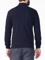 ARMANI EXCHANGE SIGNATURE LOGO MOCKNECK Fleece Jacket U r