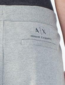 ARMANI EXCHANGE SIGNATURE LOGO PANT Fleece Pant U e