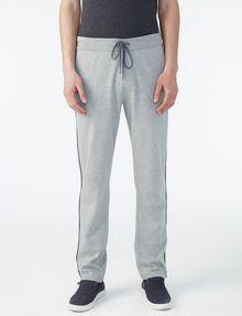 ARMANI EXCHANGE SIGNATURE LOGO PANT Fleece Pant Man f