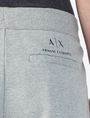 ARMANI EXCHANGE SIGNATURE LOGO PANT Fleece Pant Man e