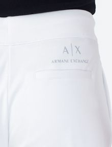 ARMANI EXCHANGE SIGNATURE LOGO PANT Fleece Pant U e