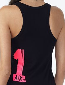 ARMANI EXCHANGE 91 LOGO TANK Logo Tanks D e