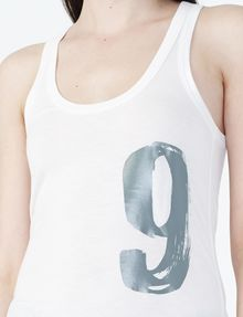 ARMANI EXCHANGE 91 LOGO TANK Tank top D e