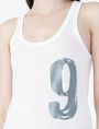 ARMANI EXCHANGE 91 LOGO TANK Logo Tanks Woman e