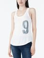 ARMANI EXCHANGE 91 LOGO TANK Logo Tanks Woman f