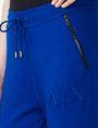 ARMANI EXCHANGE RUBBER LOGO SWEATPANT Fleece Pant D e
