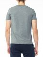 ARMANI EXCHANGE CLASSIC SIGNATURE V-NECK S/S Knit Top Man r