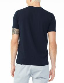 ARMANI EXCHANGE CLASSIC SIGNATURE V-NECK Short Sleeve Tee U r