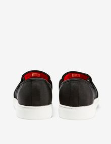 ARMANI EXCHANGE PERFORATED LOGO SLIP-ON Shoe U d
