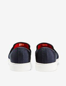 ARMANI EXCHANGE PERFORATED LOGO SLIP-ON Shoe U d