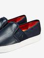 ARMANI EXCHANGE PERFORATED LOGO SLIP-ON Shoe U e