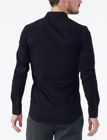 ARMANI EXCHANGE SLIM STRETCH SNAP SHIRT Long sleeve shirt Man r
