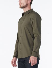 ARMANI EXCHANGE SLIM STRETCH SOLID SHIRT Long sleeve shirt U d