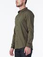 ARMANI EXCHANGE SLIM STRETCH SOLID SHIRT Long sleeve shirt Man d
