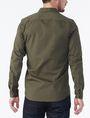 ARMANI EXCHANGE SLIM STRETCH SOLID SHIRT Long sleeve shirt Man r