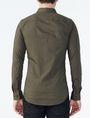 ARMANI EXCHANGE STRIPED PLACKET SUPER SLIM SHIRT Long sleeve shirt Man r