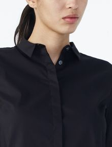 ARMANI EXCHANGE POPLIN TAILORED SHIRT L/S Woven Top Woman e