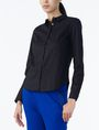 ARMANI EXCHANGE POPLIN TAILORED SHIRT L/S Woven Top Woman d