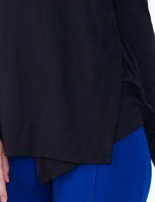 ARMANI EXCHANGE CROSSCROSS LAYERING TOP L/S Knit Top Woman e