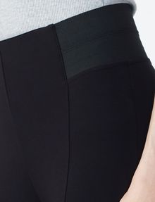 ARMANI EXCHANGE INSET ELASTIC PONTE LEGGING Skinny pant D e