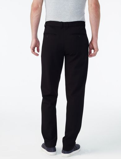 ARMANI EXCHANGE PONTE SUITING PANT Man retro