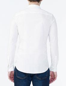 ARMANI EXCHANGE COVERED PLACKET SUPER SLIM SHIRT Long sleeve shirt U r