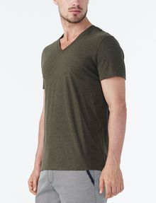 ARMANI EXCHANGE PIMA V-NECK Pima Tee Man d