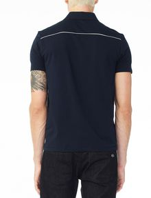 ARMANI EXCHANGE SIGNATURE PIPED POLO Polo U r
