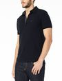 ARMANI EXCHANGE SOLID PIQUE POLO Polo U d
