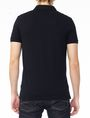 ARMANI EXCHANGE SOLID PIQUE POLO Polo U r