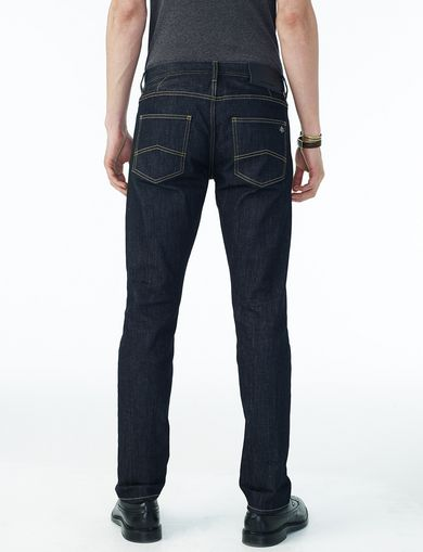 ARMANI EXCHANGE DARK RINSE SLIM JEAN Man retro