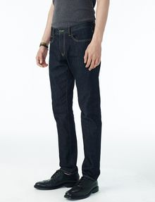 ARMANI EXCHANGE DARK RINSE SLIM JEAN Slim Fit Denim U d