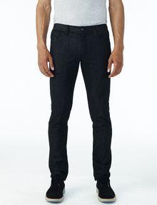 ARMANI EXCHANGE RIGID BLACK RINSE SKINNY JEAN Skinny jeans U f