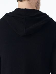 ARMANI EXCHANGE TEXTURED FULL-ZIP HOODIE Layering U e