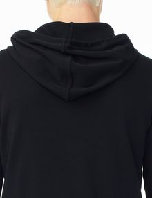 ARMANI EXCHANGE SIGNATURE LOGO HOODIE Fleece Jacket U e