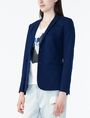 ARMANI EXCHANGE STRUCTURED PONTE BLAZER Blazer Woman d