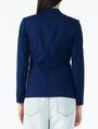 ARMANI EXCHANGE STRUCTURED PONTE BLAZER Blazer Woman r