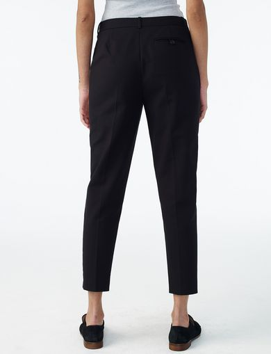 ARMANI EXCHANGE CRISP PLEAT TROUSER Woman retro