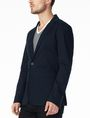 ARMANI EXCHANGE REFINED STRETCH COTTON BLAZER Blazer Man d