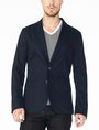 ARMANI EXCHANGE REFINED STRETCH COTTON BLAZER Blazer Man f
