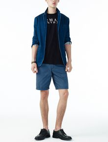ARMANI EXCHANGE PRINTED CHINO SHORT Chino Short U a