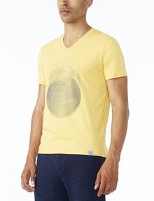 ARMANI EXCHANGE OPTICAL V-NECK Short Sleeve Tee U d