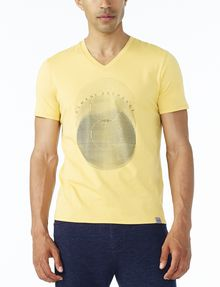 ARMANI EXCHANGE OPTICAL V-NECK Short Sleeve Tee U f