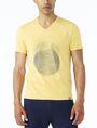 ARMANI EXCHANGE OPTICAL V-NECK Logo T-shirt U f