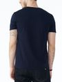 ARMANI EXCHANGE OPTICAL V-NECK Logo T-shirt U r